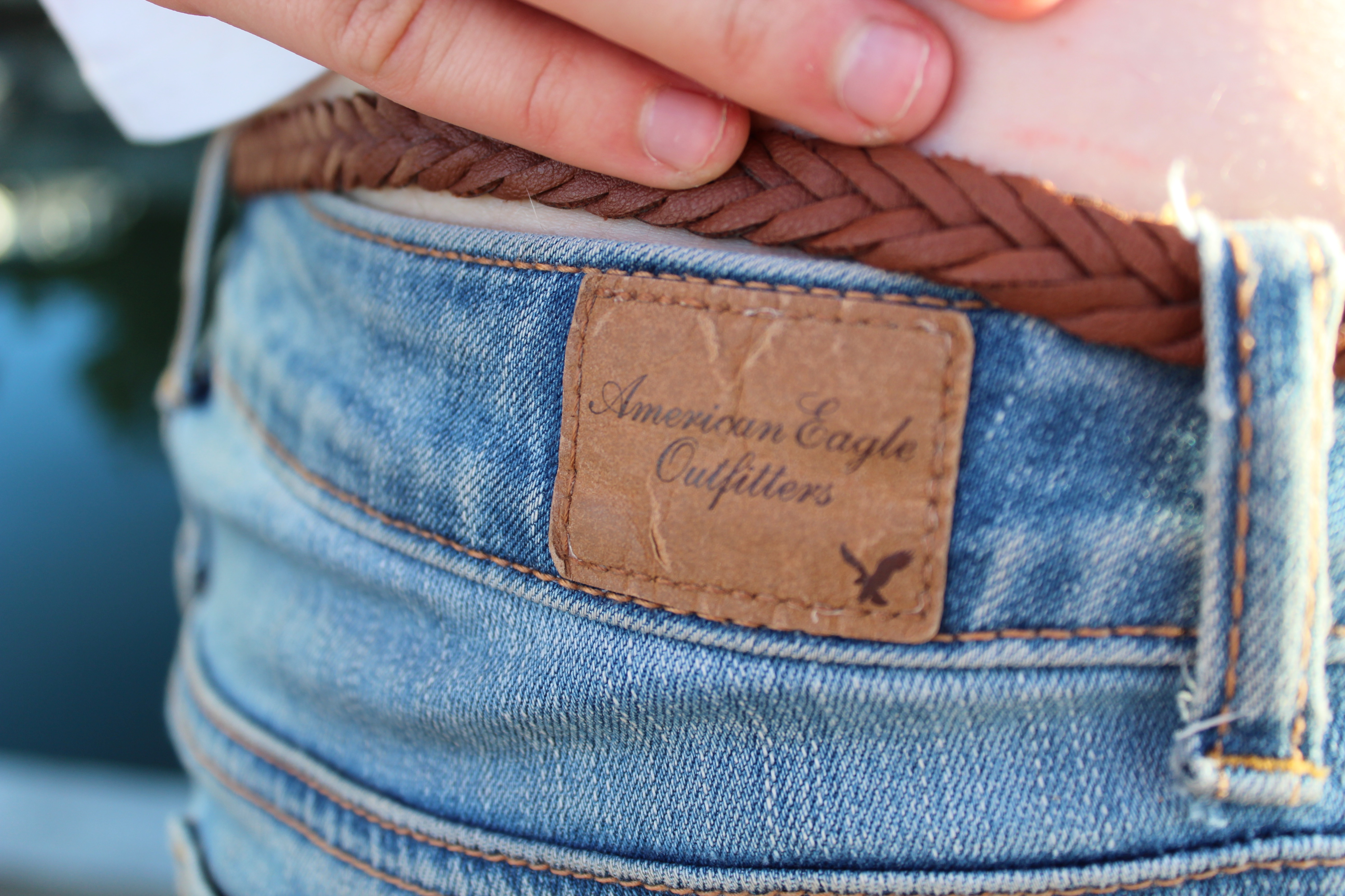 Conscious Clothing (#1): American Eagle